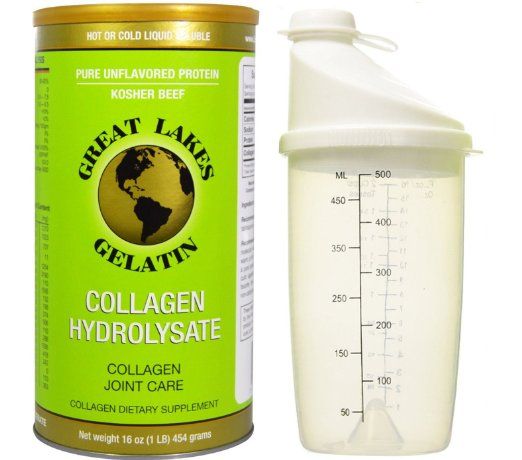 Great Lakes Hydrolyzed Collagen Grass Fed