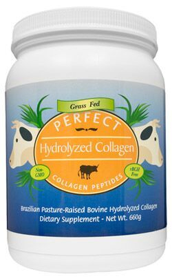 Perfect Supplement Grass Fed Hydrolyzed Collagen