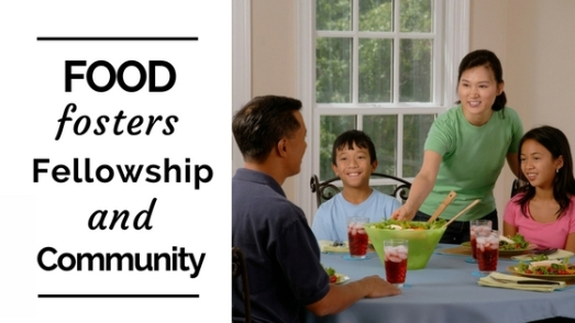 Food Fosters Fellowship