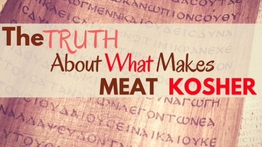 What Makes Meat Kosher